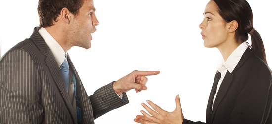 Resolving conflict efficiently at work